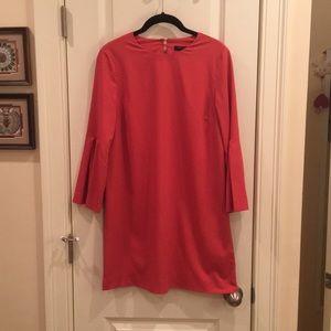 NWOT Red Banana republic bell sleeve dress